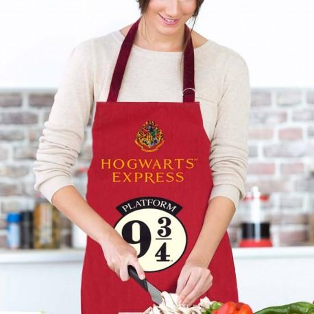 Tablier Harry Potter Voie Express 9 3/4