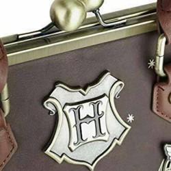 Sac à Main Deluxe Harry Potter avec Pendentif Hedwige