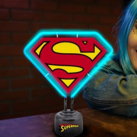 Lampe Néon Superman Logo