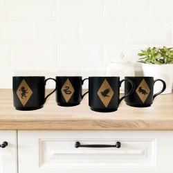 Tasses Empilables Harry Potter Maisons Poudlard