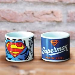 Coquetiers Superman - Set de Deux