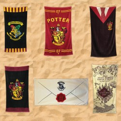 Serviette Harry Potter 150 x 75 cm