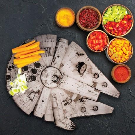 Planche à Découper Faucon Millenium Star Wars