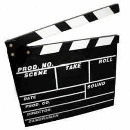 Grand Clap De Cinéma Hollywoodien