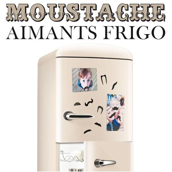 aimants pour frigo moustaches cadeau cuisine sur cadeaux et. Black Bedroom Furniture Sets. Home Design Ideas