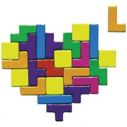 Aimants pour Frigo Tetris