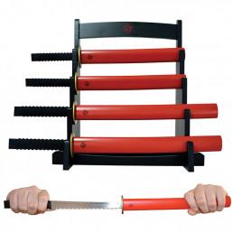Set De Couteaux Samouraïs