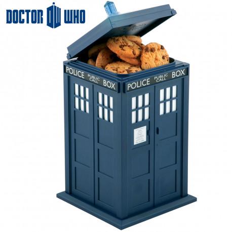 Boîte à Gâteaux Sonore Tardis Docteur Who
