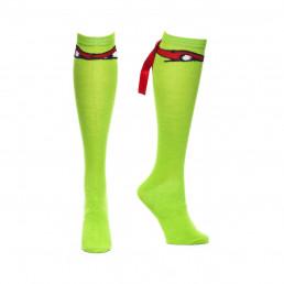 Chaussettes Tortues Ninja avec Bandeau