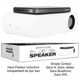 Haut-Parleur à Induction pour Smartphone