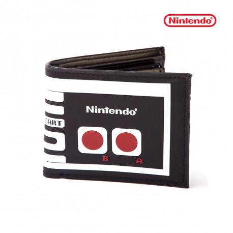 Portefeuille Manette Nes Nintendo