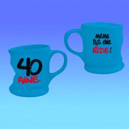 Mug Déformé Anniversaire