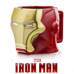 Mug Iron Man 3D