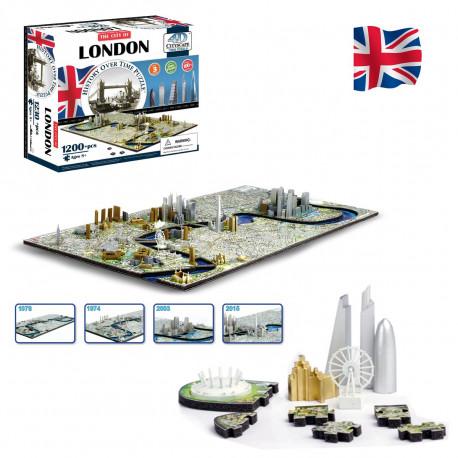 Puzzle 4D Londres 1230 Pièces