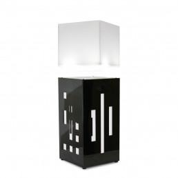 Lampe en Lévitation Mégapolite Cube