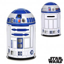 Tirelire R2D2 Métallique Star Wars
