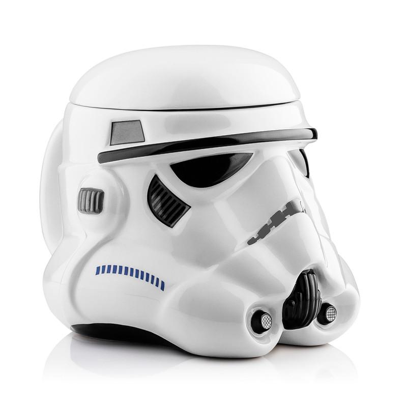 Mug 3d Stormtrooper C 233 Ramique Star Wars Cadeau Geek Star