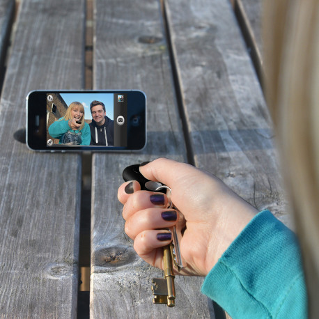 Télécommande Selfie et Localisateur de Clés