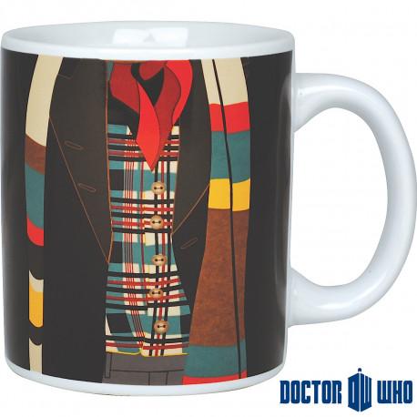 Mug 4ème Dr Who