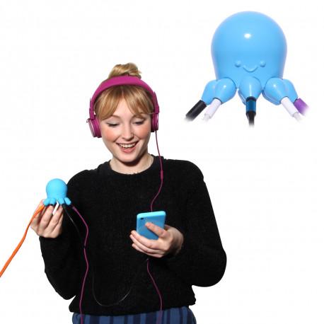 Splitter Audio Pieuvre Octopussy