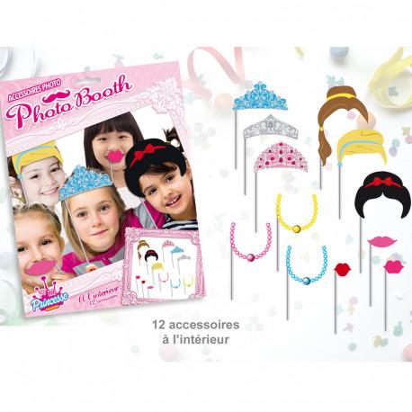 Kit d'Accessoires pour Photos Princesses