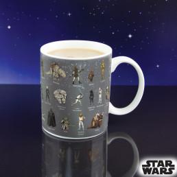 Mug Glossaire Star Wars