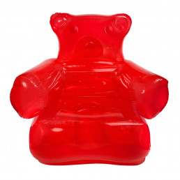 Fauteuil Gonflable Ours Gummy