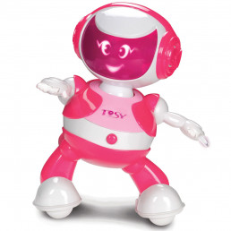 DiscoRobo, le Robot-Danseur High-Tech