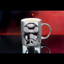 Mug Captain Phasma Chromé Star Wars Ep 7