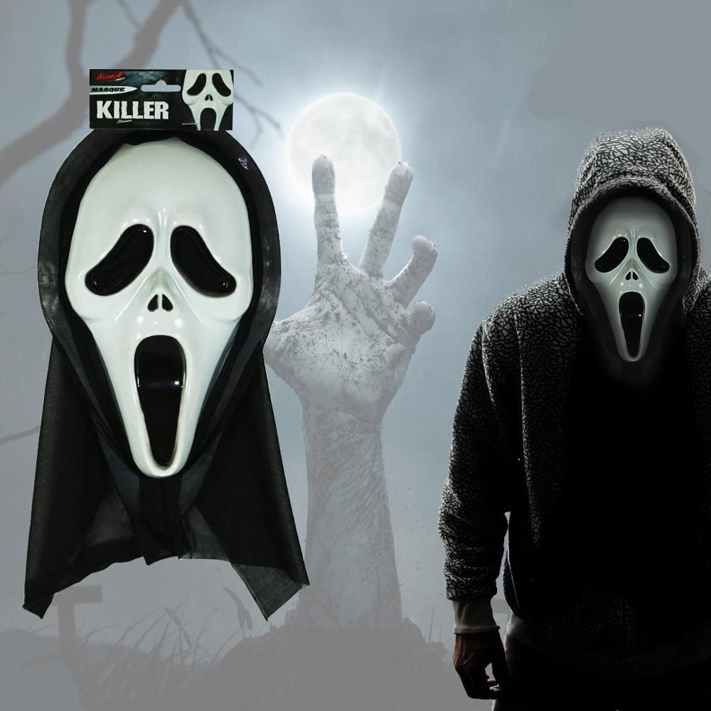 masque scream d guisement film d 39 horreur sur cadeaux et anniversaire. Black Bedroom Furniture Sets. Home Design Ideas