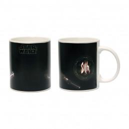 Mug Thermoréactif Star Wars - Duel Sabres Laser