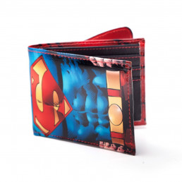 Portefeuille Superman avec Cape