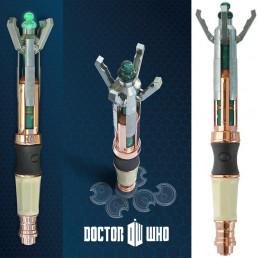 Télécommande Universelle Tournevis Sonique 12ème Dr Who