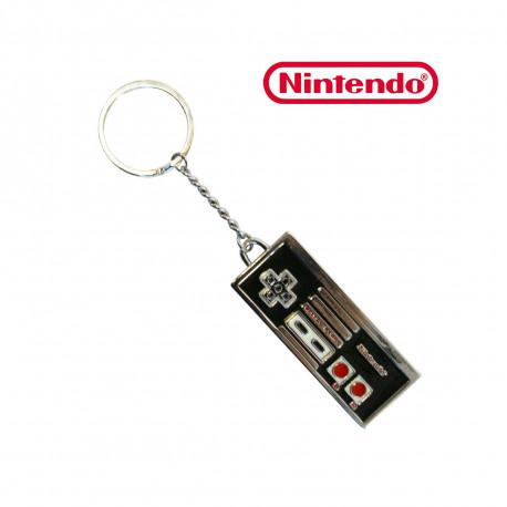 Porte-Clés Manette Nes Nintendo Métal