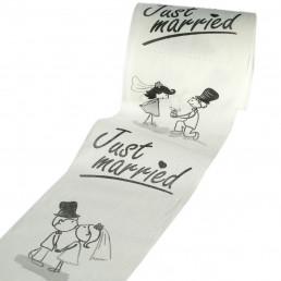 Papier Toilette Just Married