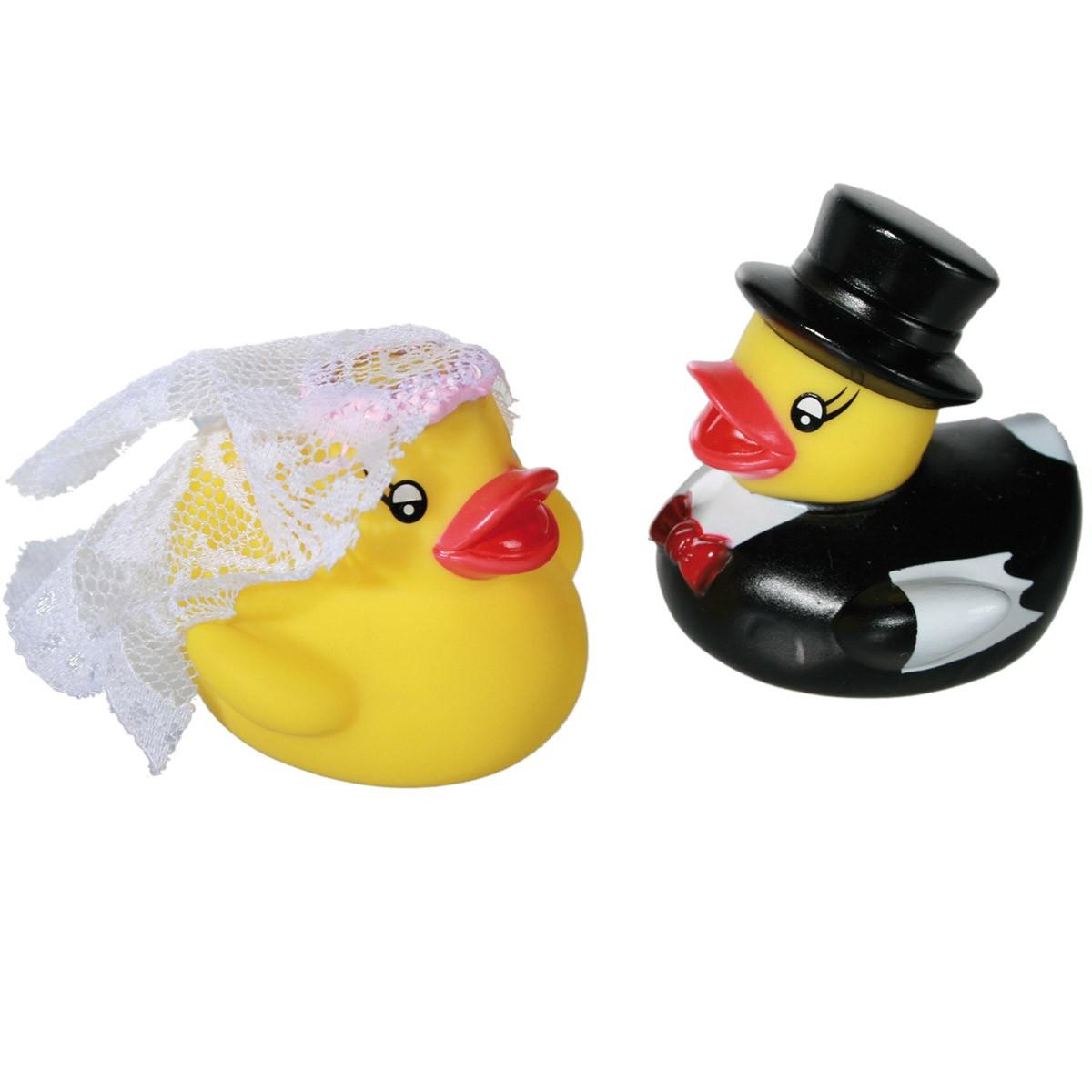 cadeau mariage pour jeunes mari s canards de bain sur cadeaux et anniversaire. Black Bedroom Furniture Sets. Home Design Ideas