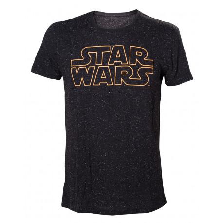 T-Shirt Star Wars Logo Intergalactique