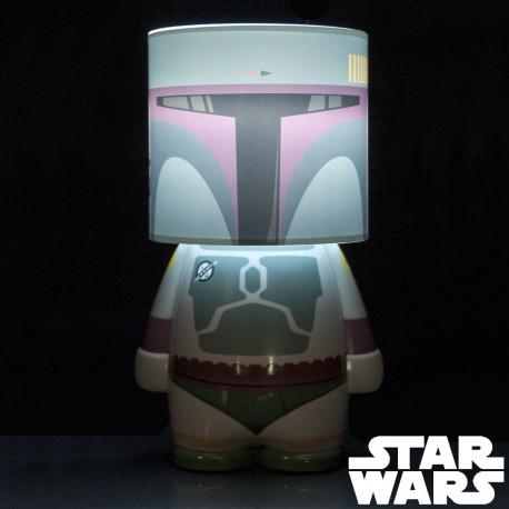Lampe Look Alite Boba Fett Star Wars