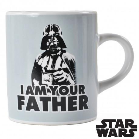 Tasse à Expresso Star Wars Dark Vador - I Am Your Father