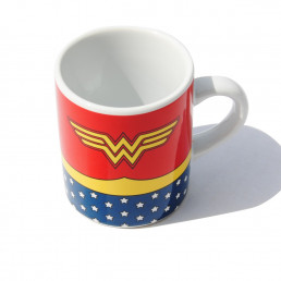 Tasse à Expresso Wonder Woman Costume