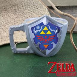 Mug Bouclier Zelda 3D