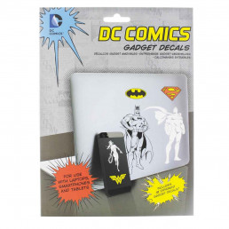 Lot de 18 Stickers Super-Héros DC Comics