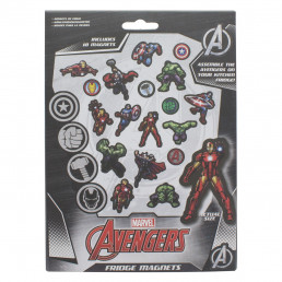 Aimants pour Frigo Super-Héros Marvel Avengers